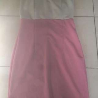 Body Con Pink Dress