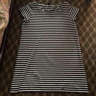 GAP short dress bigsize