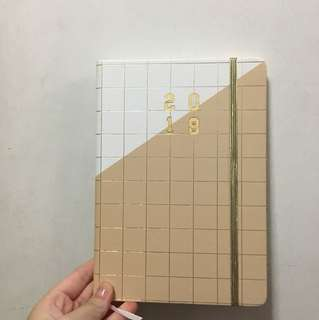 Typo 2018 Planner