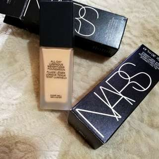 NARS WEIGHTLESS LIQUID FOUNDATION