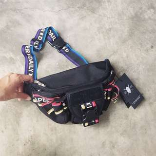 Daily Paper Complexcon 2017 Exclusive Fanny Pack