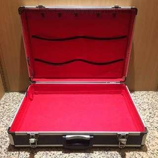 鋁製擺攤箱 鋁製收納箱 擺攤箱 置物箱 行李箱 手提箱 鋁製手提箱