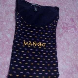 Mango Basics Blouse