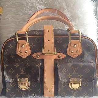 LV Manhattan GM bag (authentic)