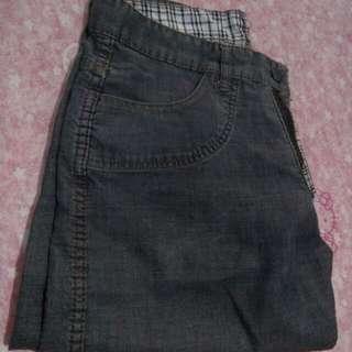 Men Tokong Convertible Shorts