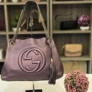 Gucci Soho Shoulder Handbag