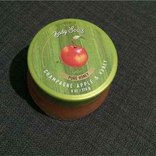 Bath and body works body scrub