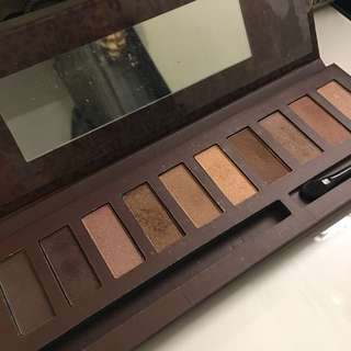 Earth Tone Eyeshadow Palette