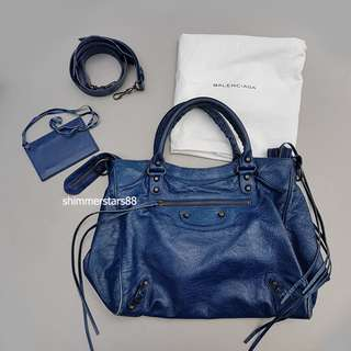 Authentic Balenciaga City Velo Bag Handbag F/W 2013 - Excellent Condition