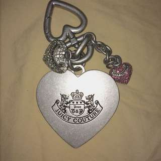 Juicy Couture keychain