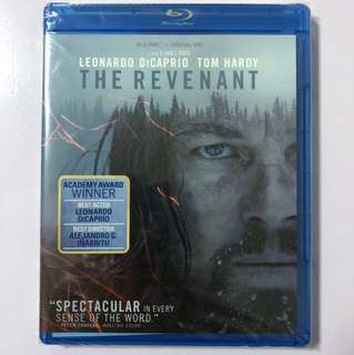 [2 for $25!] The Revenant Blu-ray