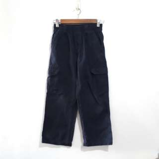 (8Y) Faded Glory navy blue pants