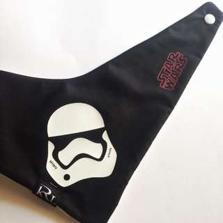 Start Wars Bandana Bib
