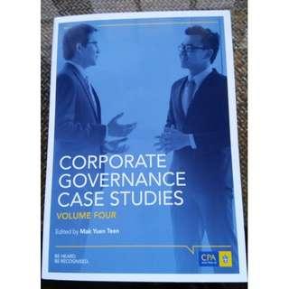 BN Corporate Governance Case Studies Volume 4 Edited By Mak Yuen Teen