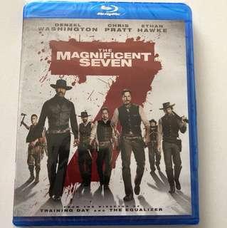 Magnificent Seven Blu-ray Movie