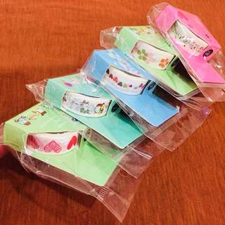 Kawaii Washi Tapes