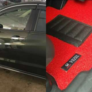 1550 positive reviews. Christmas bundle for high quality customised car mats with Sun visor.