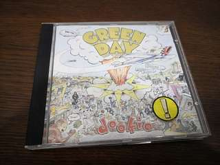 Greenday Dookie