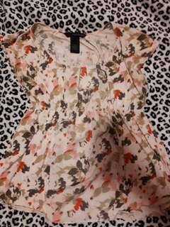 CK blouse