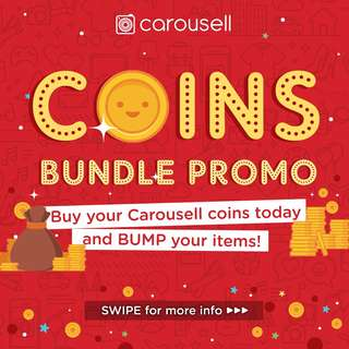 Coins Bundle Promo