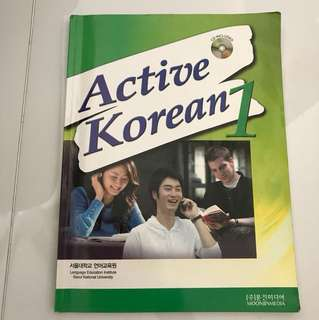 Active Korean 1