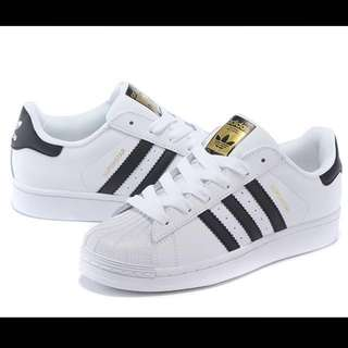 NEW Adidas Superstar Shoes