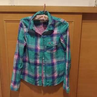 Hollister 襯衫