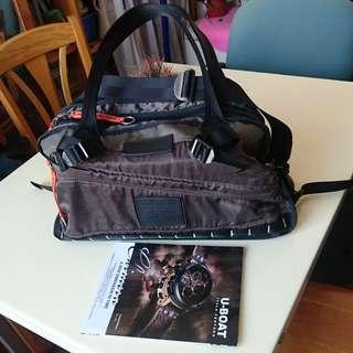 US alpha sport bag