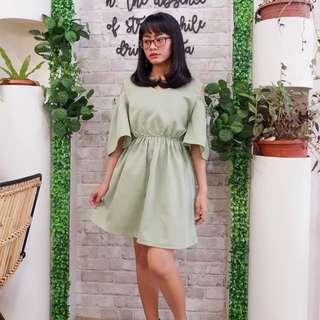 Dress mint by Shop inc