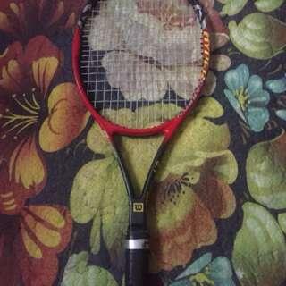 Racket Wilson Hyper Carbon