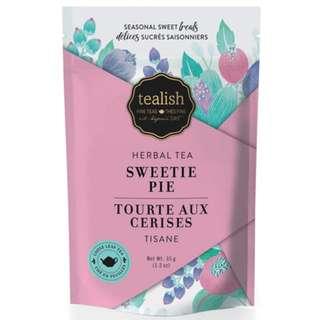new! Tealish Herbal Tea Sweetie Pie