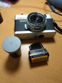 Kodak 柯達電影底片 燈光片 100T/5212    《可用不同底片交換》
