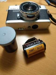Kodak 柯達電影底片 燈光片 200T/5213