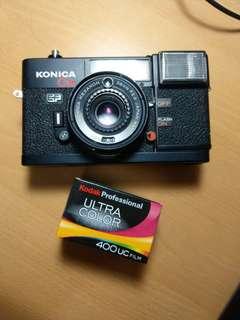 柯達 Kodak 400UC 停產絕版底片