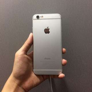 🌻 iPhone 6 SILVER