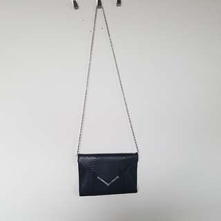 Colette Black Clutch/Purse