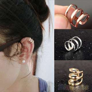 Anting fashion jepit