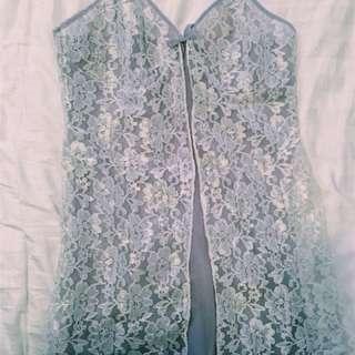 La vie en Rose nightgown