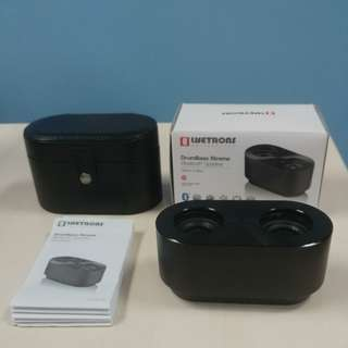 LIFETRONS DrumBass Xtreme Bluetooth speaker