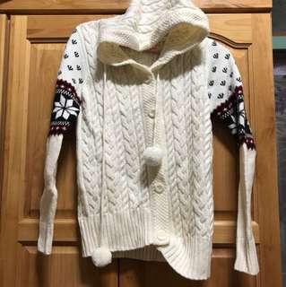 🚚 Lace針織外套