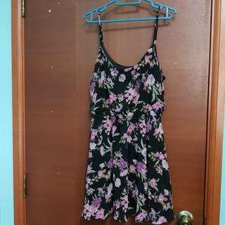 Forever 21 Floral Dress (Size S)