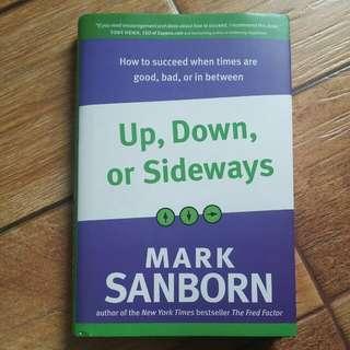 Up, Down, Sideways by Mark Sanborn
