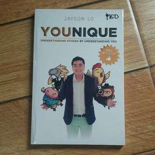 YOUnique! By Jayson Lo