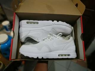 Brand new Air Max 1 Ultra 2.0 Essential (Ultra White)