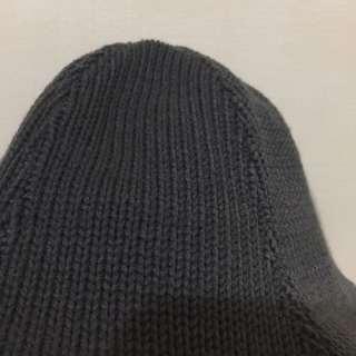 灰色款百搭漁夫帽(軟質)