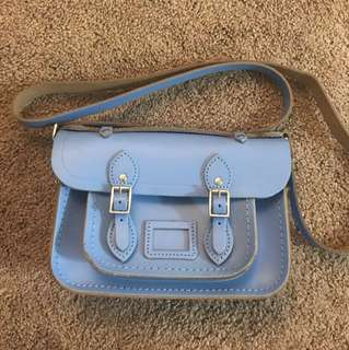 Cambridge satchel company purse mini