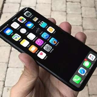 隨便貼 重覆貼 iPhone 8 X 周圍貼 iPhone 6 / 7  / Plus手機 殻s8 8