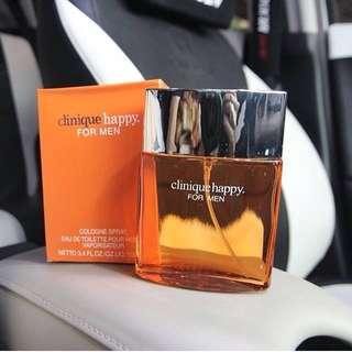 Parfume Happy Clinique For Men 100mL (segel)