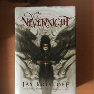 Nevernight Hardbound
