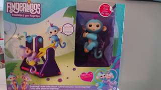 Fingerlings Play set